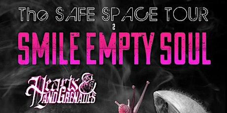 Smile Empty Soul  w/ Hearts & Hand Grenades | Co-Op | Half Past Midnight tickets