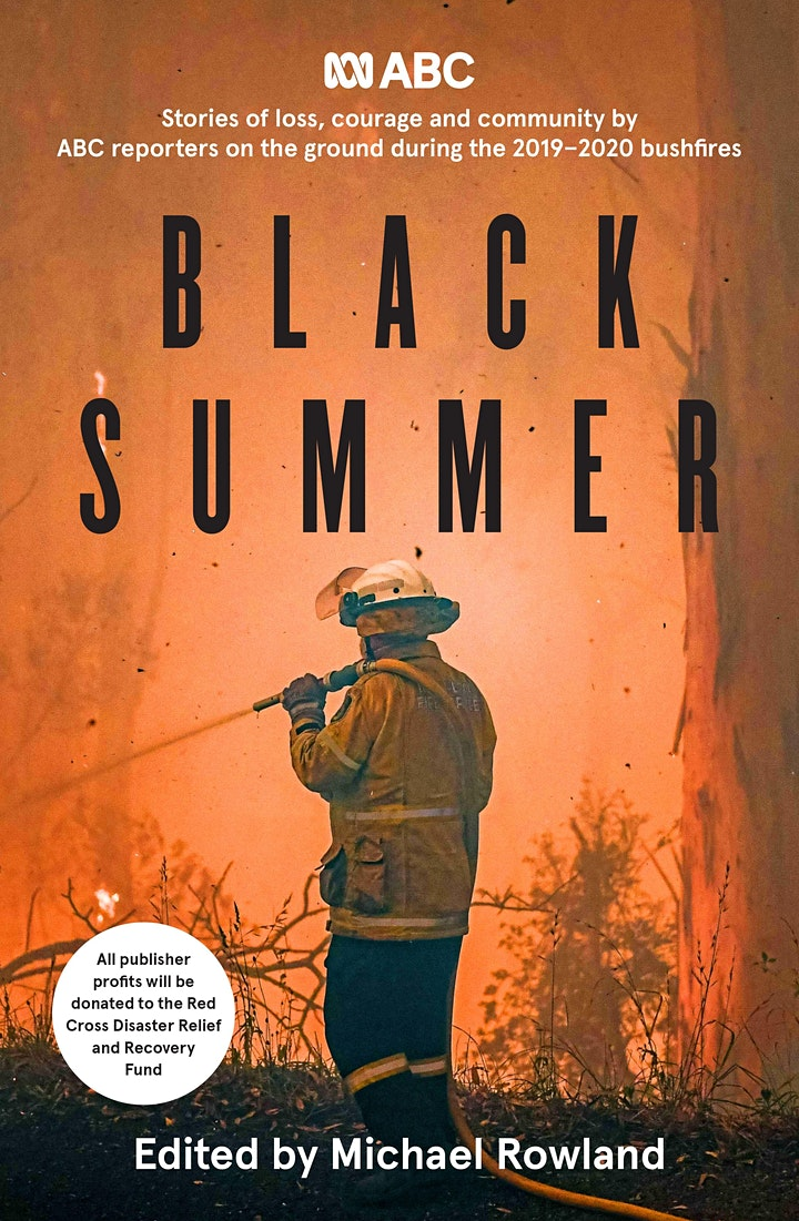 Living Smart Book Club with ABC's Michael Rowland - Black Summer image