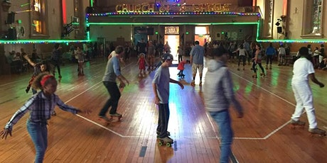 The Friday Roll Out - LEARN TO SKATE - 3:30 P.M. to 4:30 P.M. tickets