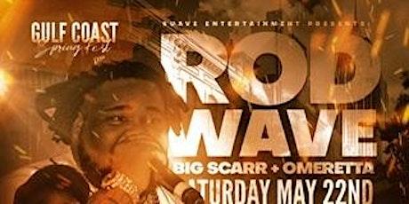 "Suave Entertainment ""Gulf Coast"" Spring Fest/ Rod Wave tickets"