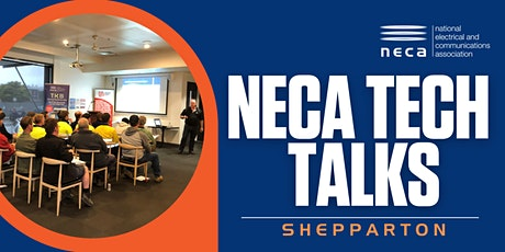 NECA Vic: NECA Talks - Shepparton tickets