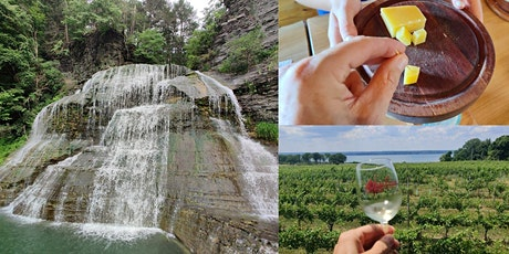Waterfall Hiking and Wine Tasting in the Finger Lakes tickets