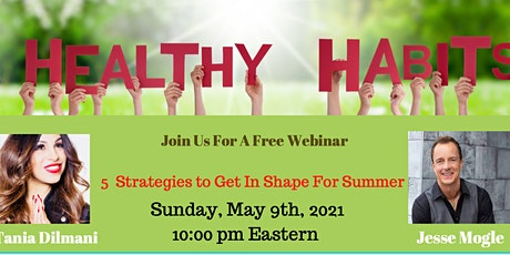 Harnessing Healthy Habits tickets
