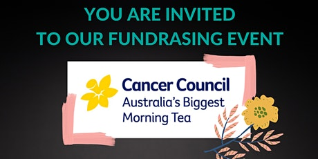 Cancer Council's Australia's Biggest Morning Tea tickets