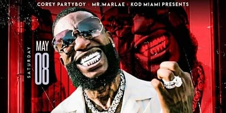 Gucci Mane Live Performance at Club KOD Miami 5.8.21 tickets