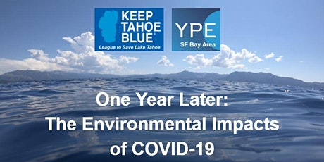 One Year Later: the Environmental Impacts of COVID-19 tickets