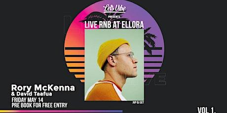 Lets Vibe Presents // Friday Live Rnb at Ellora (Vol 1) tickets