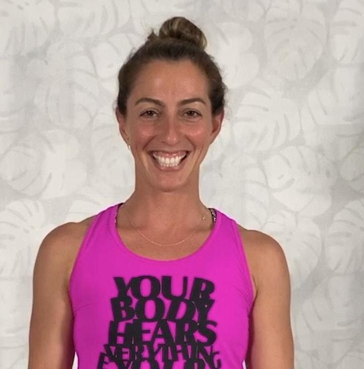 "Pilates & Create your own ""Health Blueprint"" Workshop image"