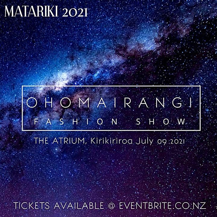 OHOMAIRANGI 2021 image