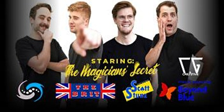 SA Variety Events | Featuring The Magicians' Secret tickets