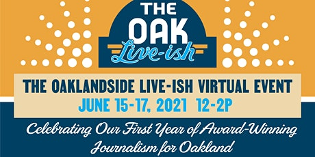 The Oaklandside Live-ish tickets