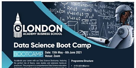 London Academy Business School (LABS) Data Science Boot Camp tickets