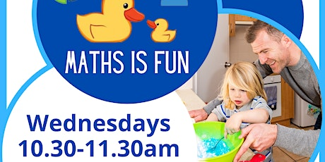 Maths is fun in libraries - Woodcroft tickets