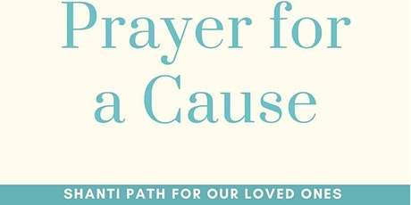 Prayer for a Cause | Let's Help India defeat COVID-19 tickets
