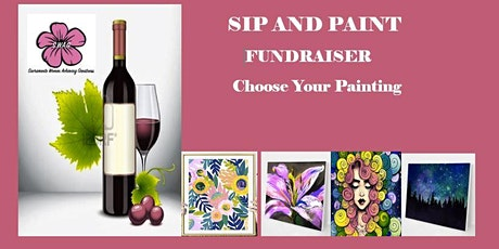 SWAG Fundraiser - Sip & Paint tickets