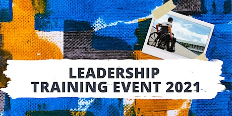 Disability Concerns Leadership Training Event 2021 tickets