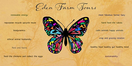 Eden Farm Tour tickets