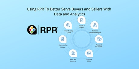 Using RPR to Better Serve Buyers and Sellers with Data and Analytics-3 CE tickets