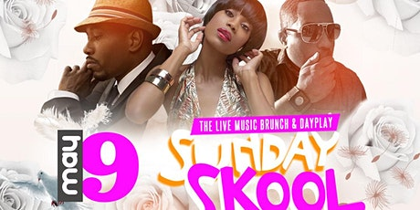 SUNDAY SKOOL: The Live Music BRUNCH & Adult DAYPLAY happens at MONTICELLO! tickets