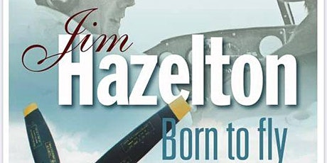 Jim Hazelton Born to Fly Book Launch at Orange tickets
