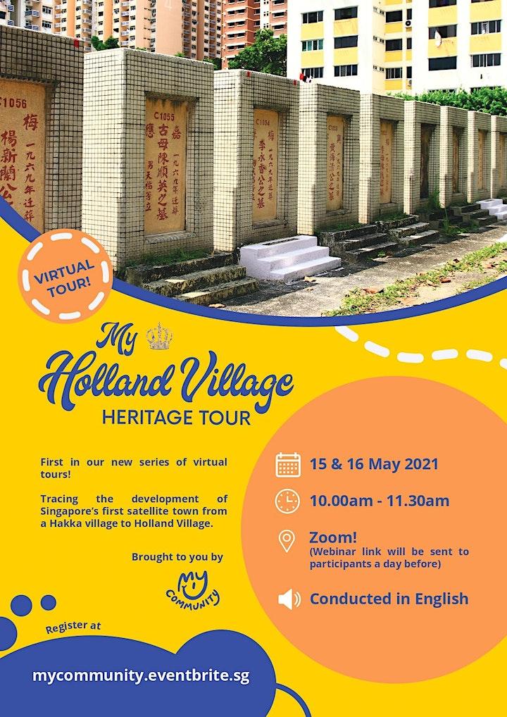 My Holland Village Heritage Tour [English] (16 May 2021) image