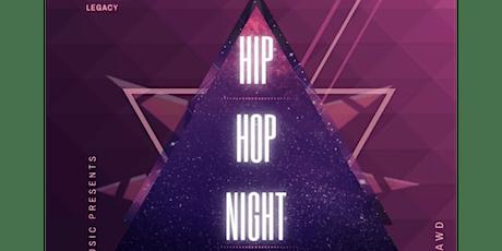 Hip Hop Night tickets
