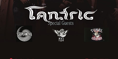 TANTRIC with Guest The Next Great American Nothing tickets
