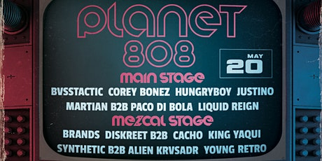 Low End Presents: Planet 808 tickets