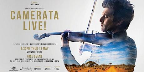 Camerata Live tickets