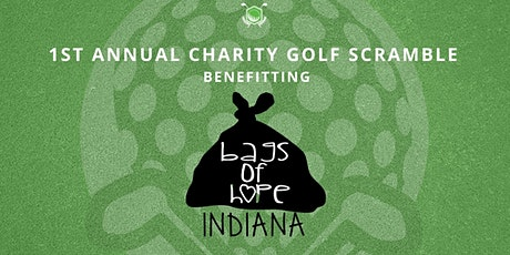 1st Annual Charity Golf Scramble Benefitting Bags of Hope Indiana tickets