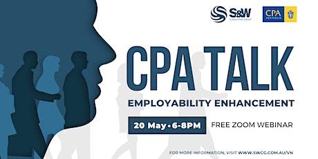 CPA TALK: Employability Enhancement tickets