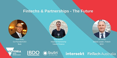 The Future of FinTechs & Partnerships tickets