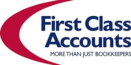 First Class Accounts Bookkeeping Information Seminar  Sydney - June 2021 tickets