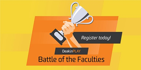 Battle of the Faculties - Sports Edition tickets