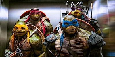Family-Movie Night |NEW Ninja Turtles