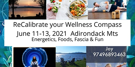 Recalibrate your Wellness Compass tickets