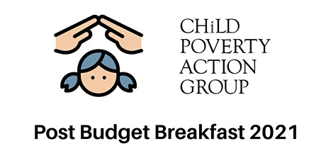 CPAG Post Budget Breakfast 2021 - Ōtautahi Christchurch tickets