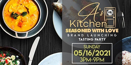 A's Kitchen Presents: Denim and White Brand Launch tickets