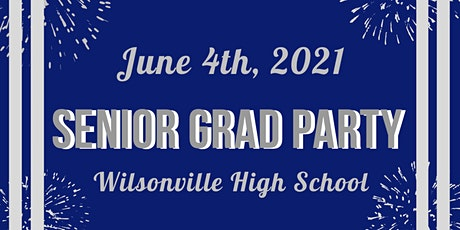 WHS Grad Party 2021 tickets