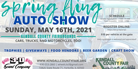 Spring Fling at the Kendall County Fairgrounds tickets