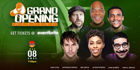 Laugh Factory Grand  Opening Weekend tickets