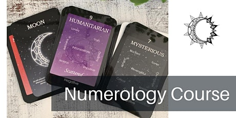 NUMEROLOGY COURSE tickets