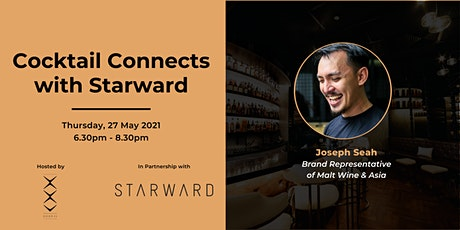 Cocktail Connects with Starward tickets