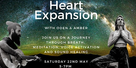 Heart Expansion tickets
