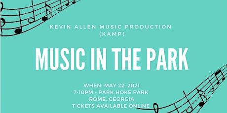 KAMP Music Festival- South Rome Alliance tickets