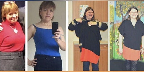 Group Weight Loss Hypnosis challenge  - starts 12-8-21 tickets