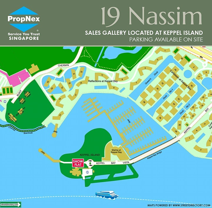 It's Nassim! Your Chance to visit the Gorgeous Showflat! image