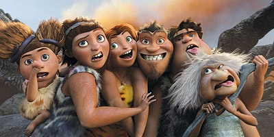 Family-Movie Night  The Croods: Original Movie