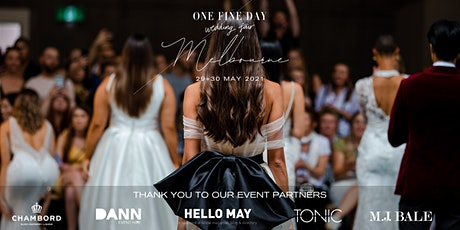 One Fine Day Wedding Fair Melbourne 2021 tickets