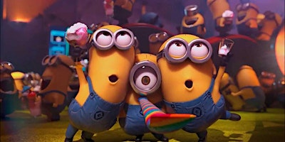 Family-Movie Night   Despicable Me 2